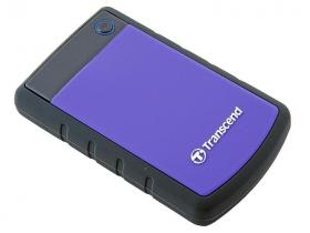 "Transcend 1TB 2,5"" StoreJet 25H3P USB3.0 Black/Purple"